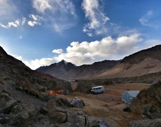 Mongolei, Tadschikistan & Kirgistan